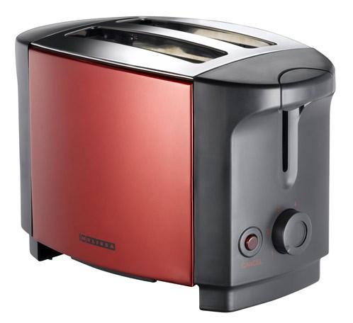 toaster rot mit br tchenaufsatz store og sm husholdningsapparater. Black Bedroom Furniture Sets. Home Design Ideas