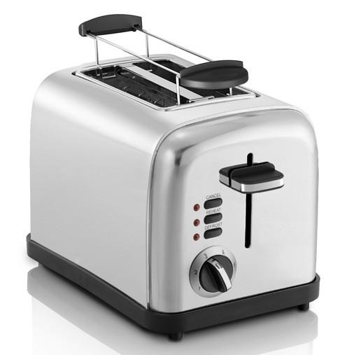 design edelstahl toaster exido 12140051 mit br tchenw rmer ebay. Black Bedroom Furniture Sets. Home Design Ideas