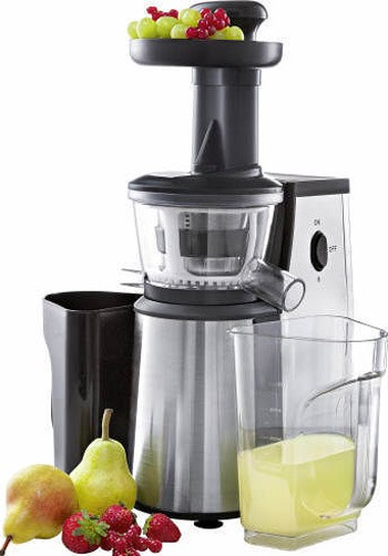 Slow Juicer Entsafter : Slow Juicer Tarrington House SJ1400 Entsafter Elektrische ...