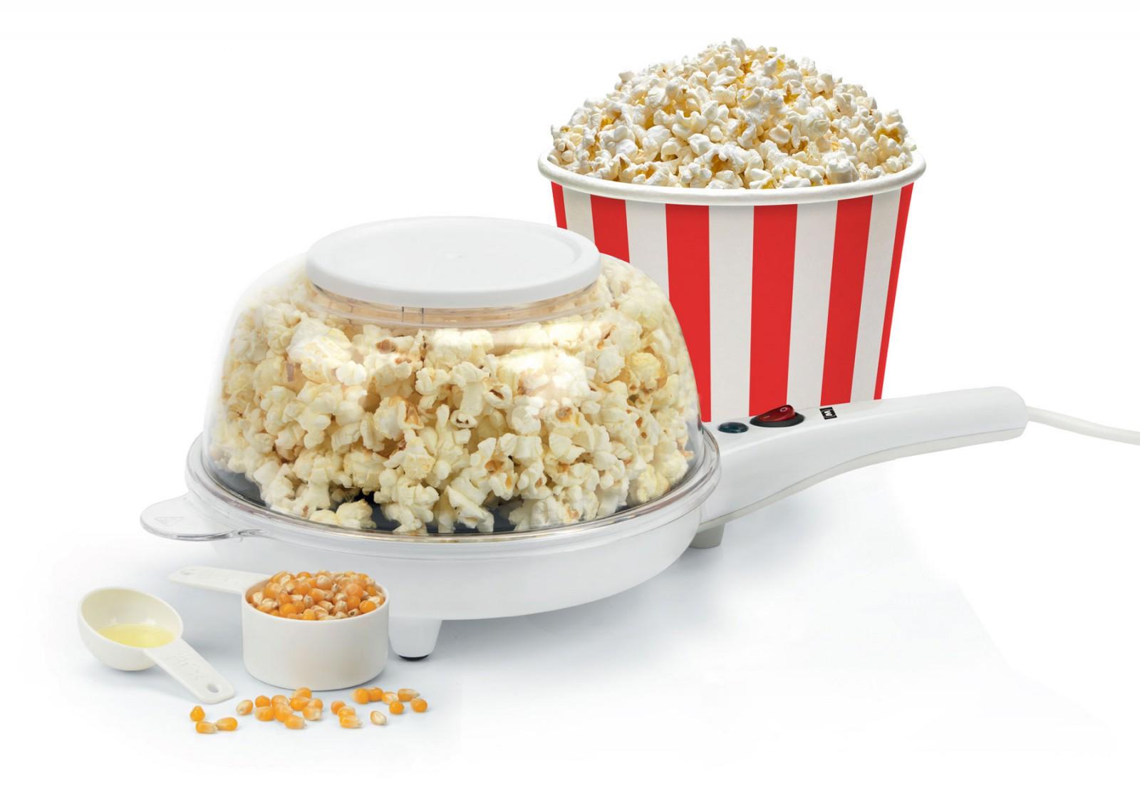 popcorn maschine popkorn automat melissa 16310185 pfanne. Black Bedroom Furniture Sets. Home Design Ideas
