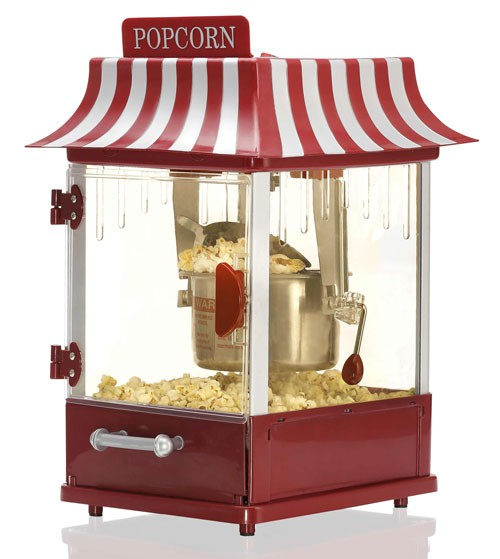 popcorn to ratio for popcorn machine