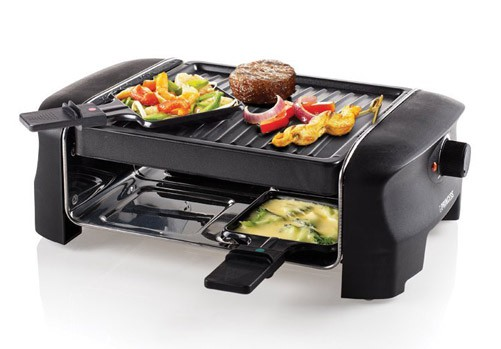 raclette f r 4 personen princess 162800 k chenger te raclette. Black Bedroom Furniture Sets. Home Design Ideas