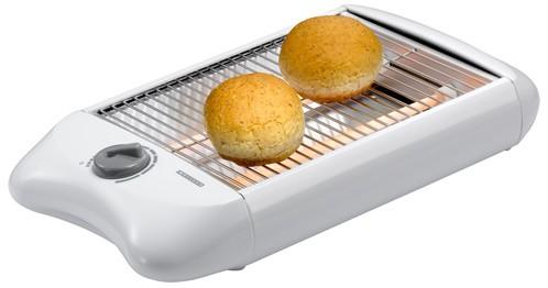 Flach-Toaster weiß Melissa 643-216