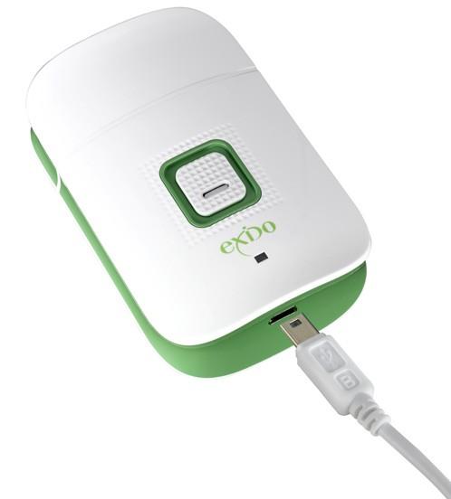 USBRasierer Exido 238105 Reiserasierer Haushaltsgeräte  ~ Wasserkocher Usb